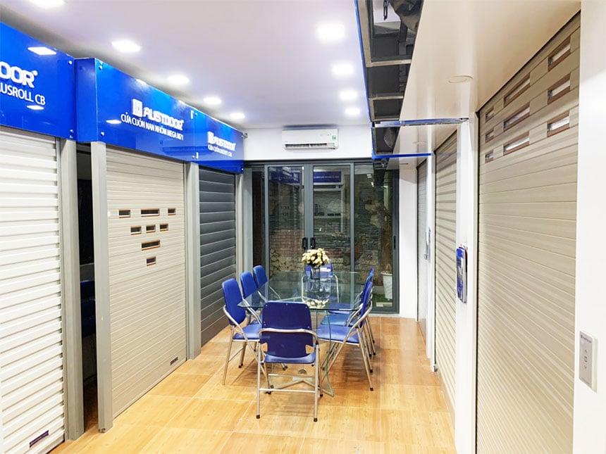 văn phòng cửa cuốn austdoor