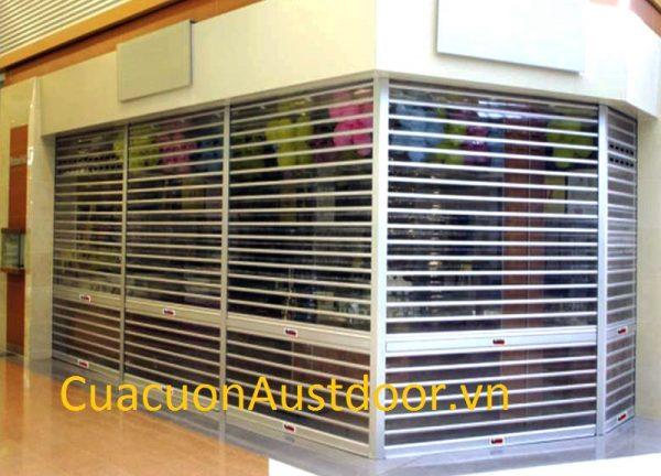 Cửa cuốn austvision 2