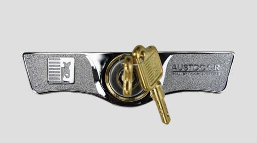 Khóa cơ cửa cuốn Austdoor