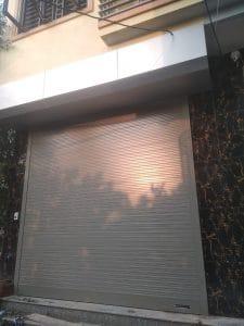 Hình ảnh cửa cuốn s521i siêu êm