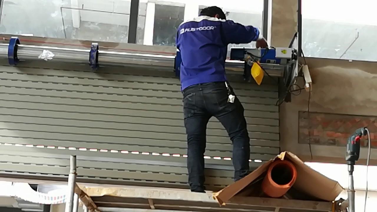 Dịch vụ sửa chữa cửa cuốn uy tín chất lượng