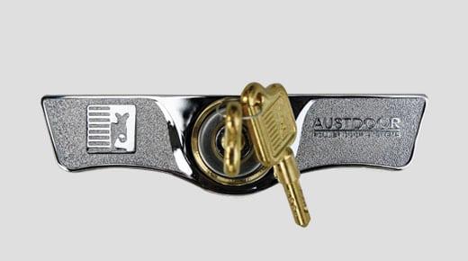 Khóa cơ cửa cuốn Austdoor KH1