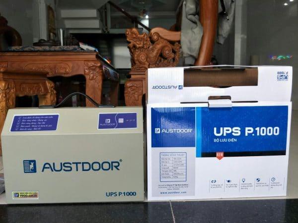 UPS cửa cuốn chính hãng austdoor