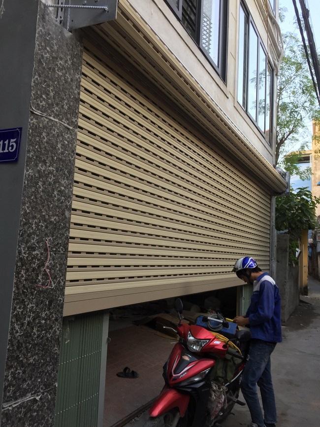 Công trình cửa siêu thoáng C70 Austdoor