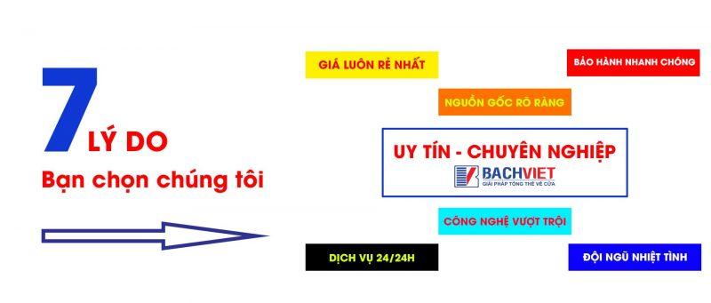 Lý do bạn lựa chọn dịch vụ sửa cửa cuốn tại Hà Nội